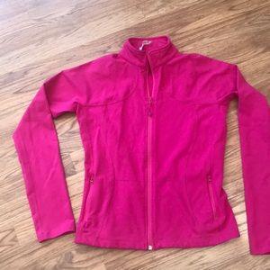 Lululemon jacket pink size 10